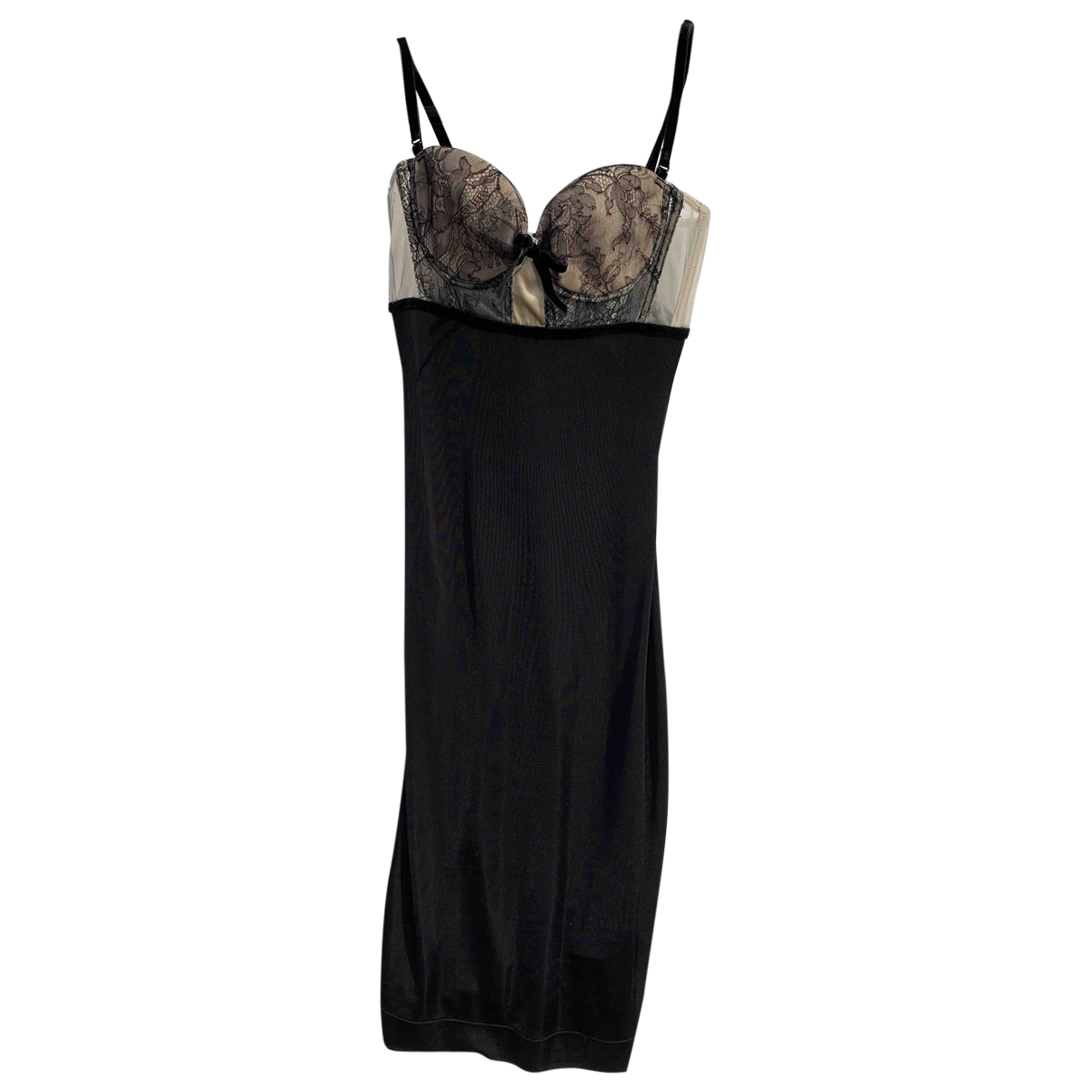 Class Cavalli \N Black dress for Women 38 IT