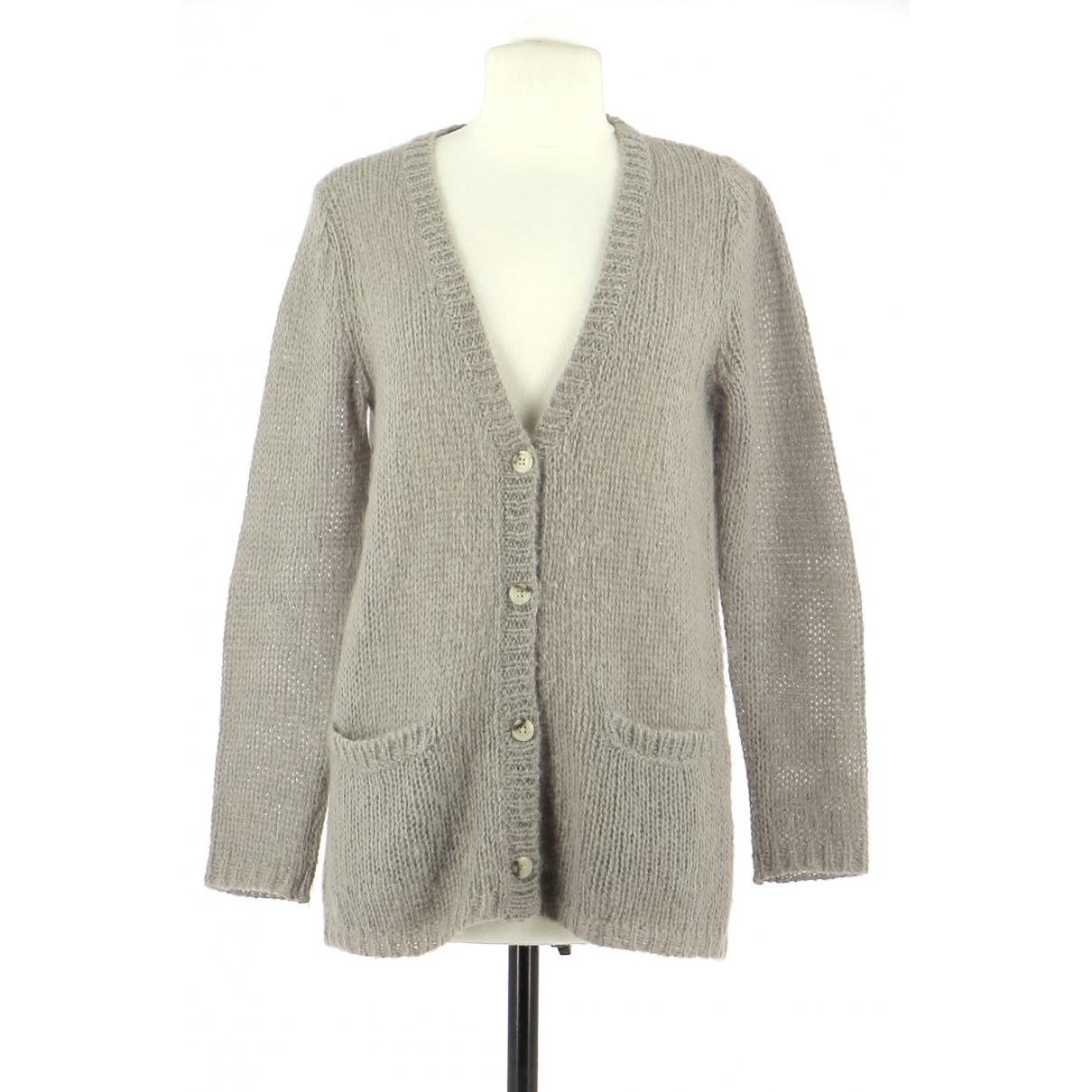 Hartford \N Beige Wool Knitwear for Women 36 FR