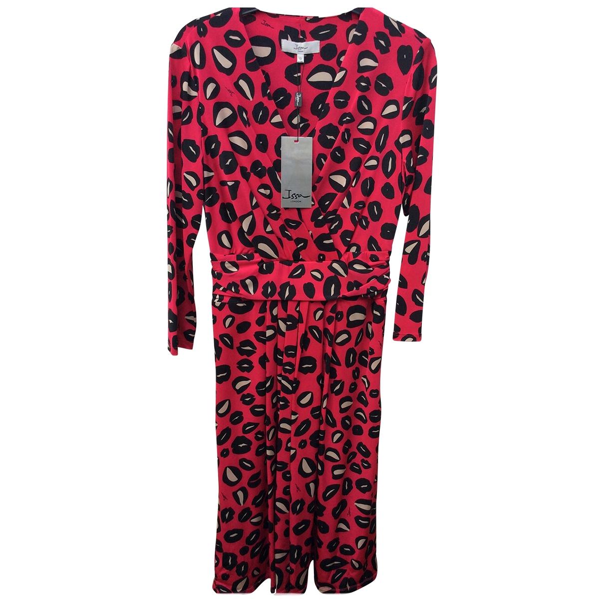 Issa \N Pink dress for Women 10 UK