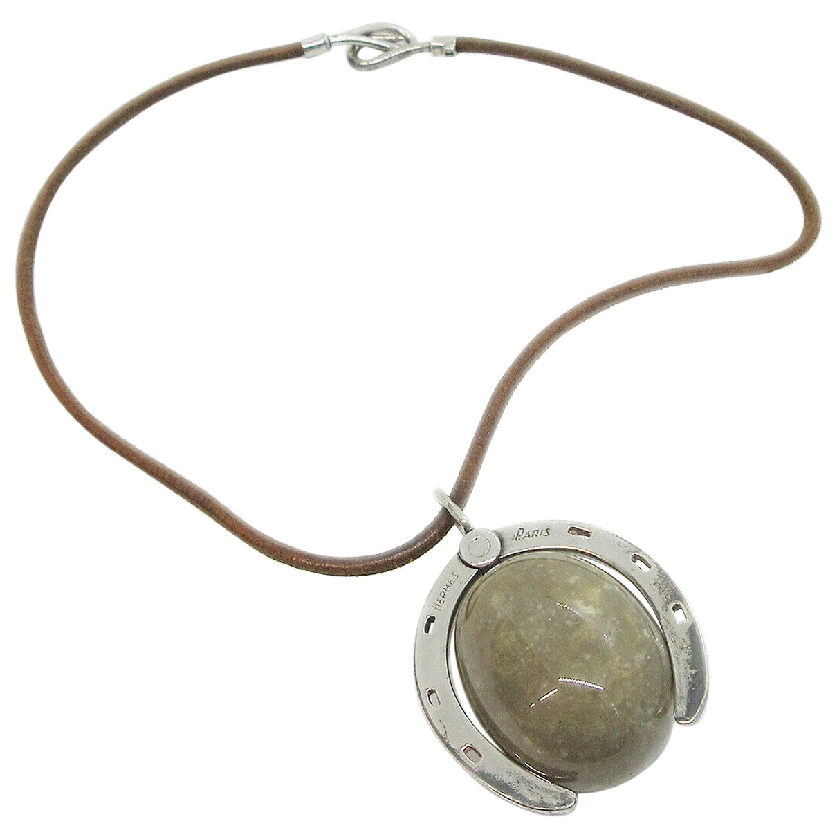 Hermès N necklace for Women N