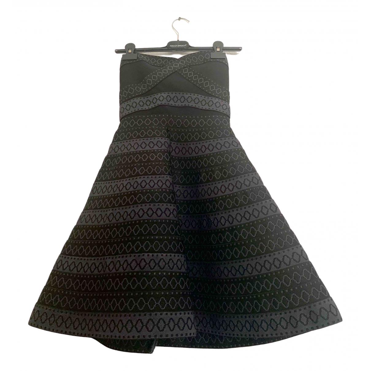 Maje - Robe   pour femme en coton - elasthane