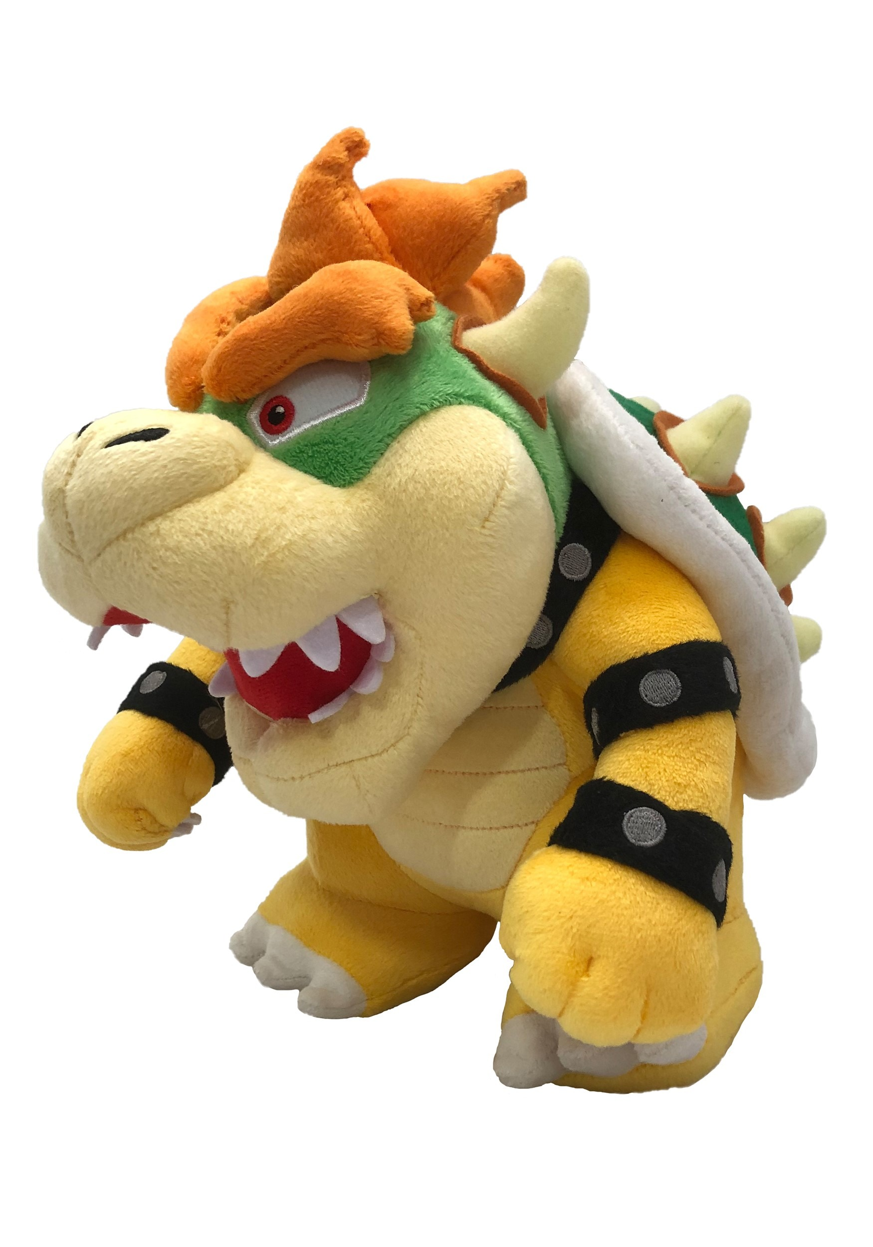 Bowser 10 IN. Plush