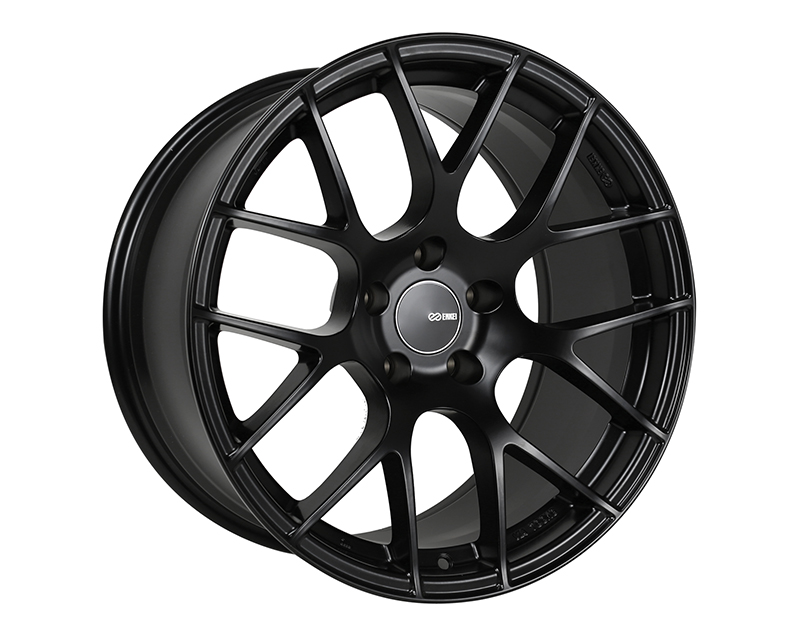 Enkei RAIJIN Wheel Tuning Series Black 19x8.5 5x114.3 35mm