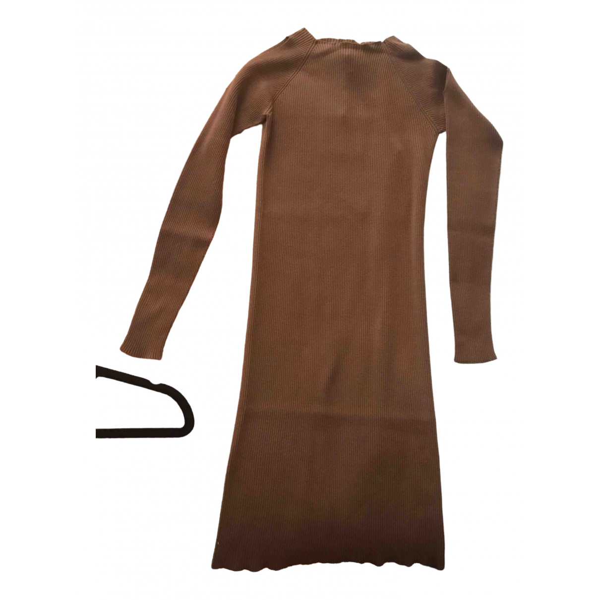 Vicolo \N Brown dress for Women S International