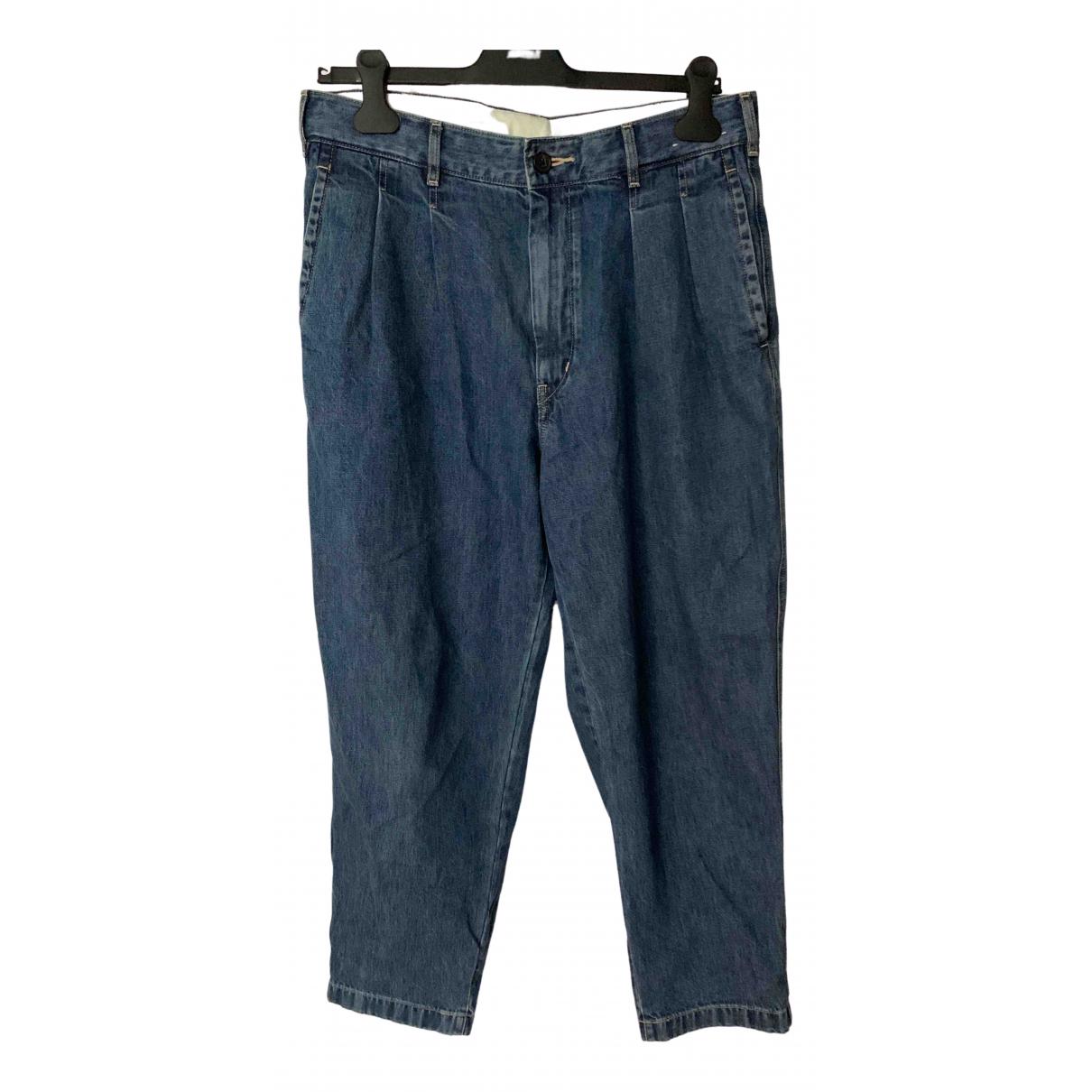 Uniqlo \N Blue Denim - Jeans Trousers for Men 32 UK - US
