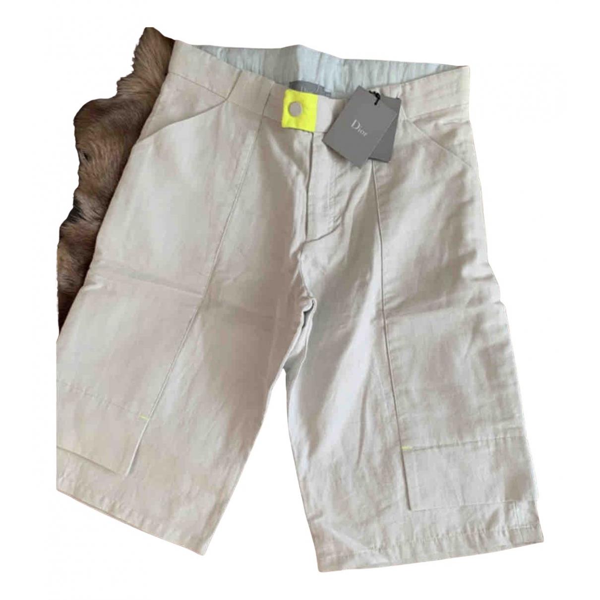 Pantalon corto Dior