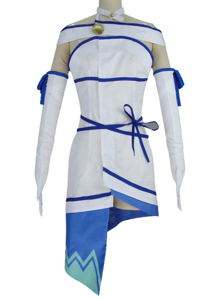 Milanoo Is It Wrong To Try To Pick Up Girls In A Dungeon Cosplay Hestia Suit Cosplay Costume