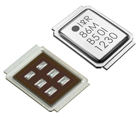 Infineon N-Channel MOSFET, 330 A, 40 V, 6 + Tab-Pin ME  IRF7480MTRPBF (5)