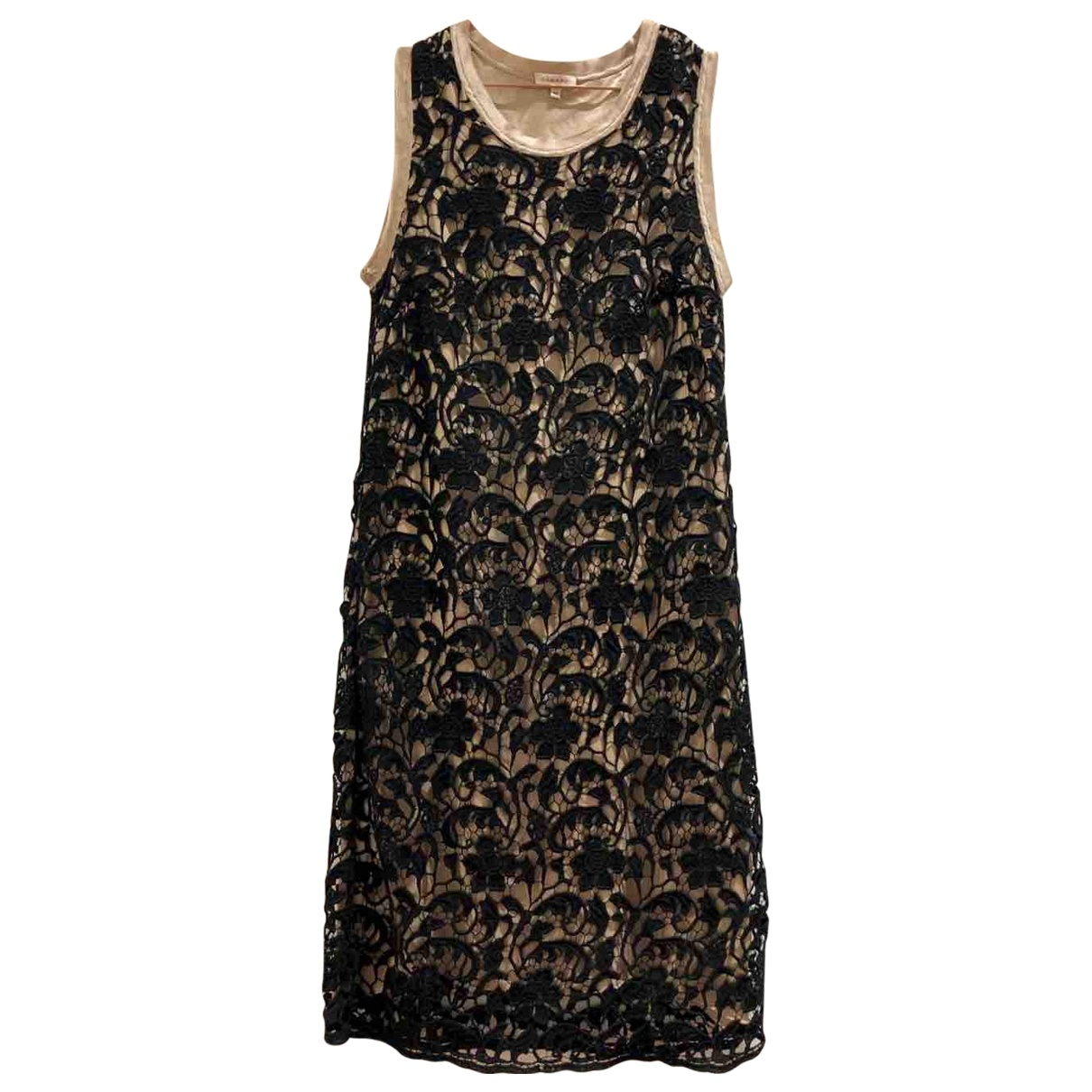 Parosh \N Black Silk dress for Women M International