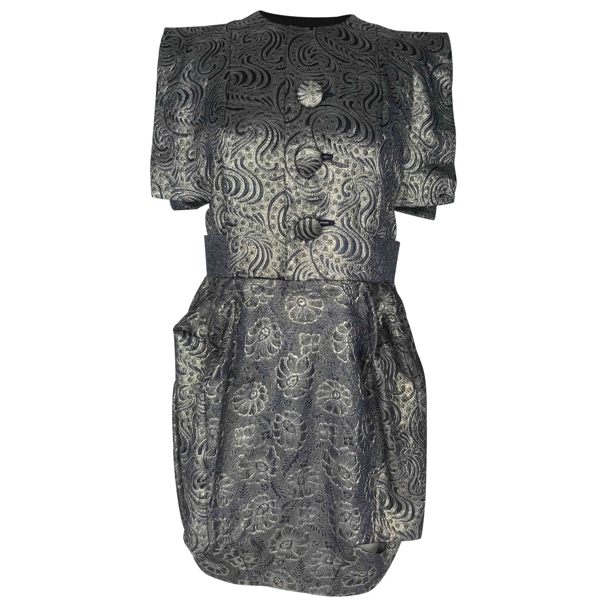 Toga Archives \N Kleid in  Anthrazit Polyester