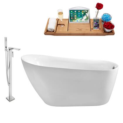 NH281-140 Faucet and Tub Set with 67