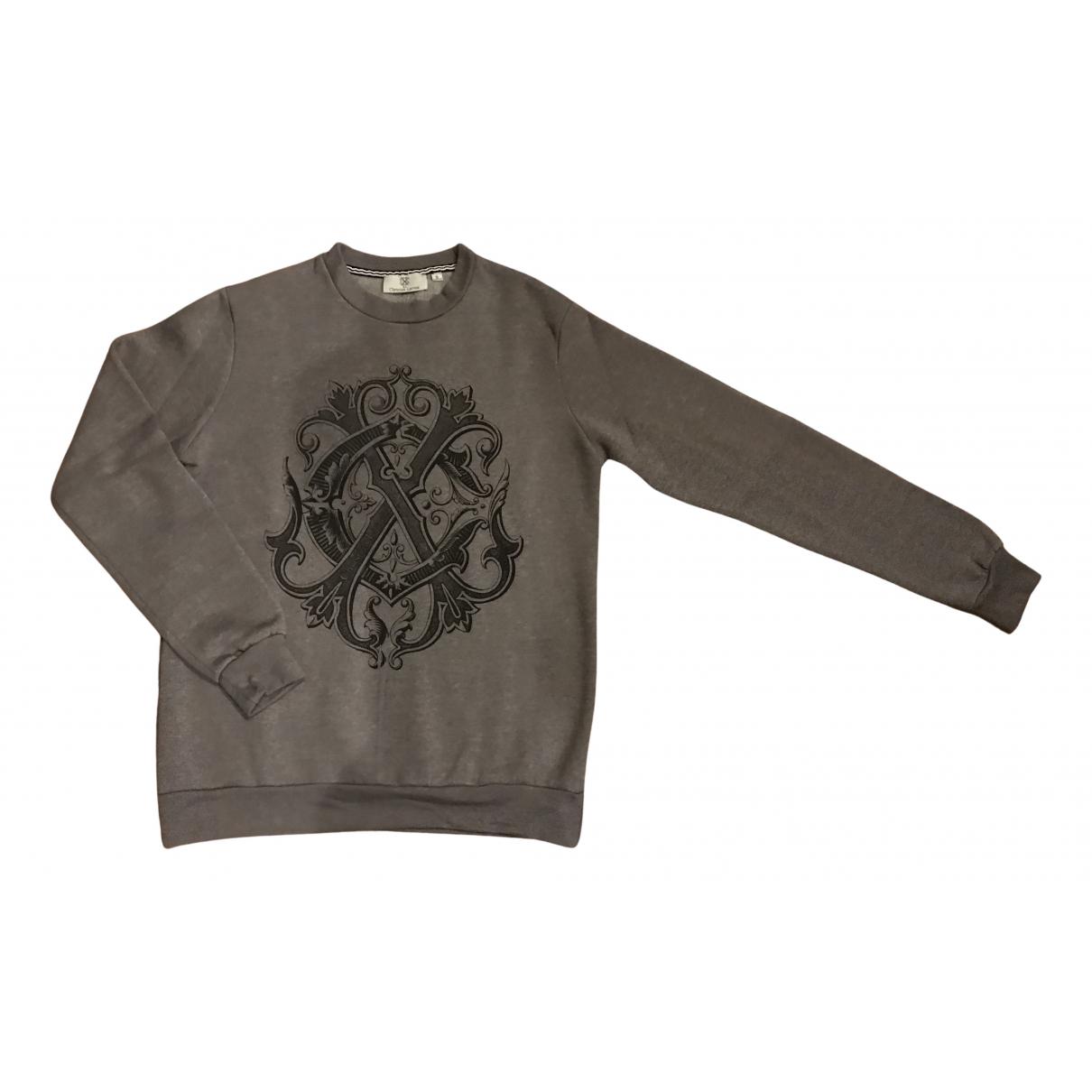 Christian Lacroix N Grey Cotton Knitwear & Sweatshirts for Men S International