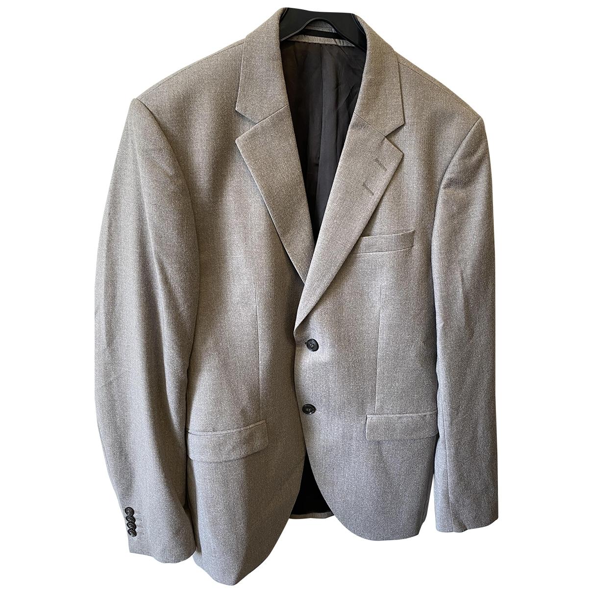 Tiger Of Sweden \N \N Wool jacket  for Men 48 EU