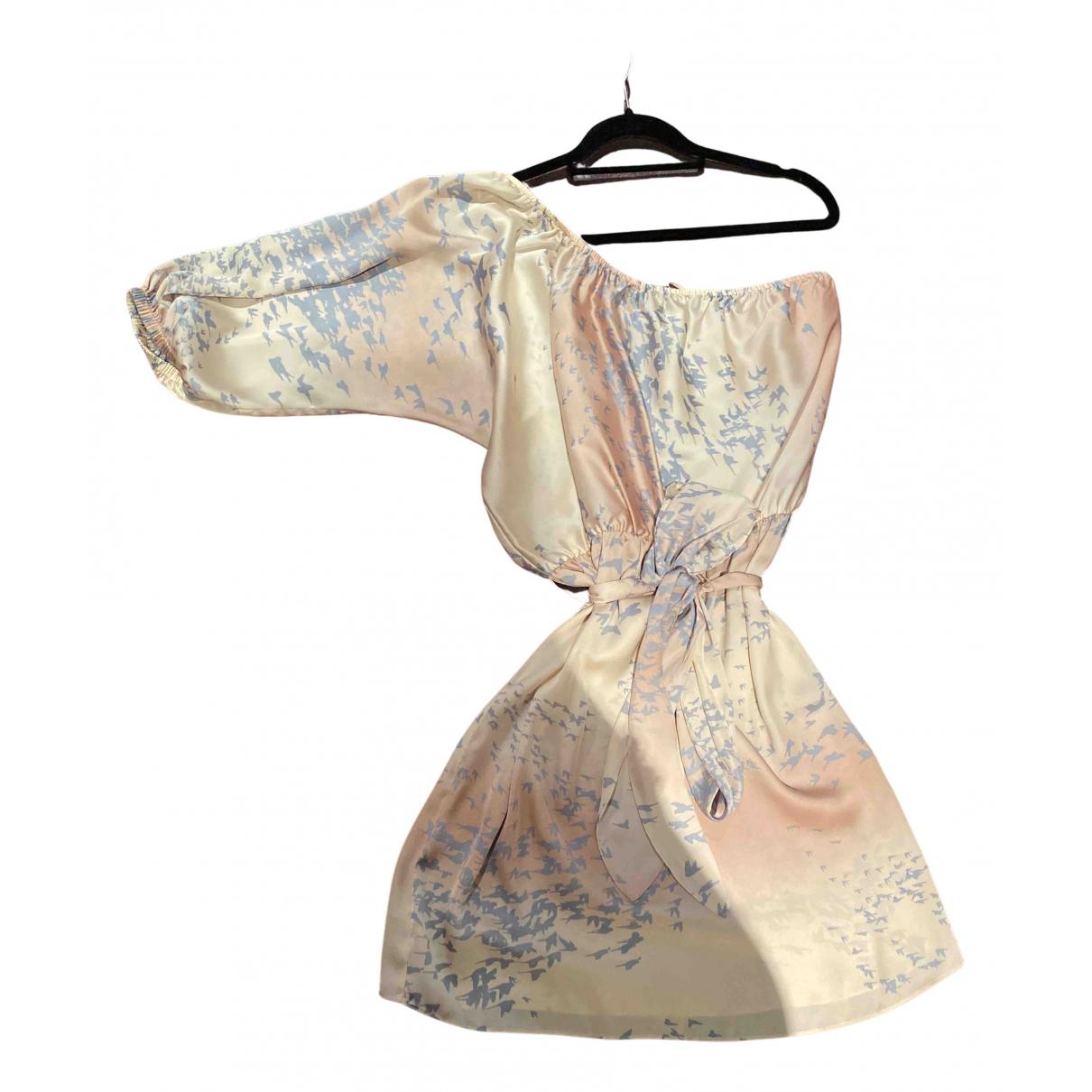 Mini vestido Rebecca Taylor