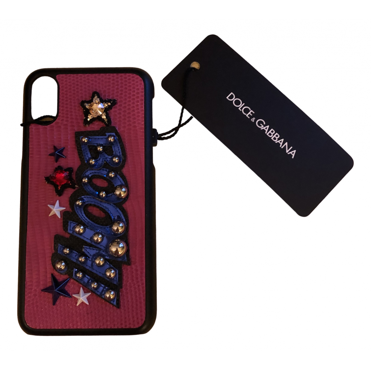Dolce & Gabbana \N Leather Accessories for Life & Living \N