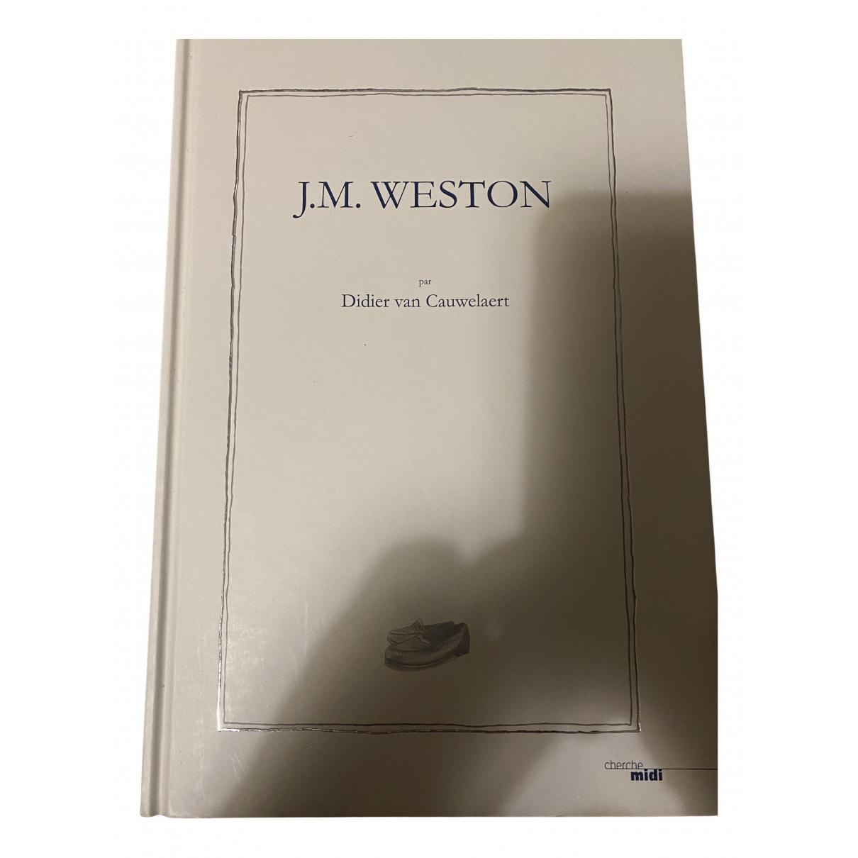 Jm Weston - Mode   pour lifestyle en coton - blanc