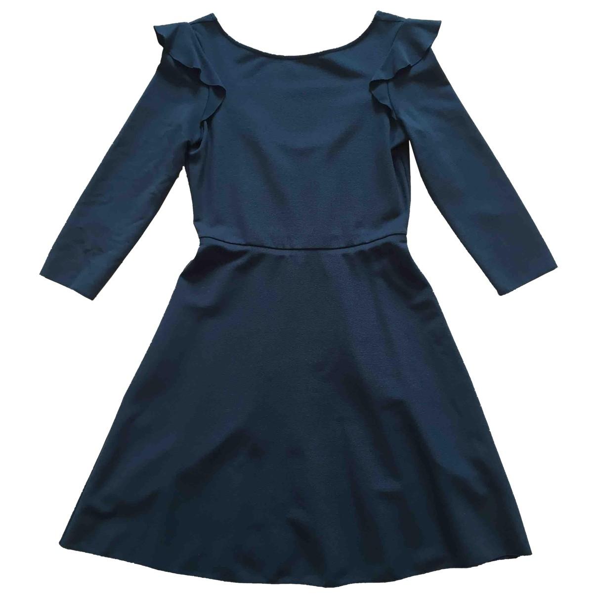 Max & Co \N Kleid in  Tuerkis Viskose