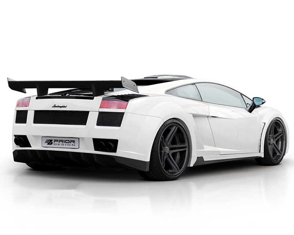 Prior Design 4260609891812 PD-L800 Rear Wing Lamborghini Gallardo 03-08