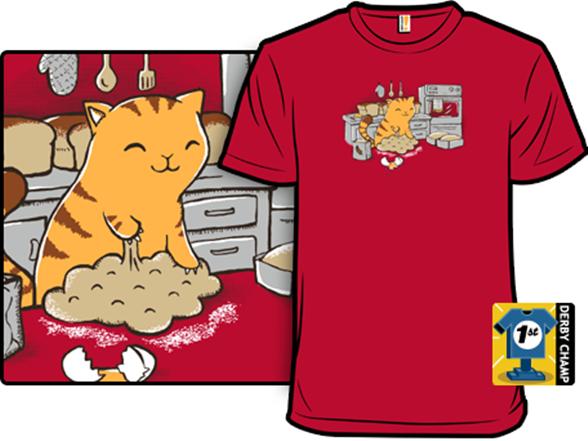 Makin' Bread T Shirt