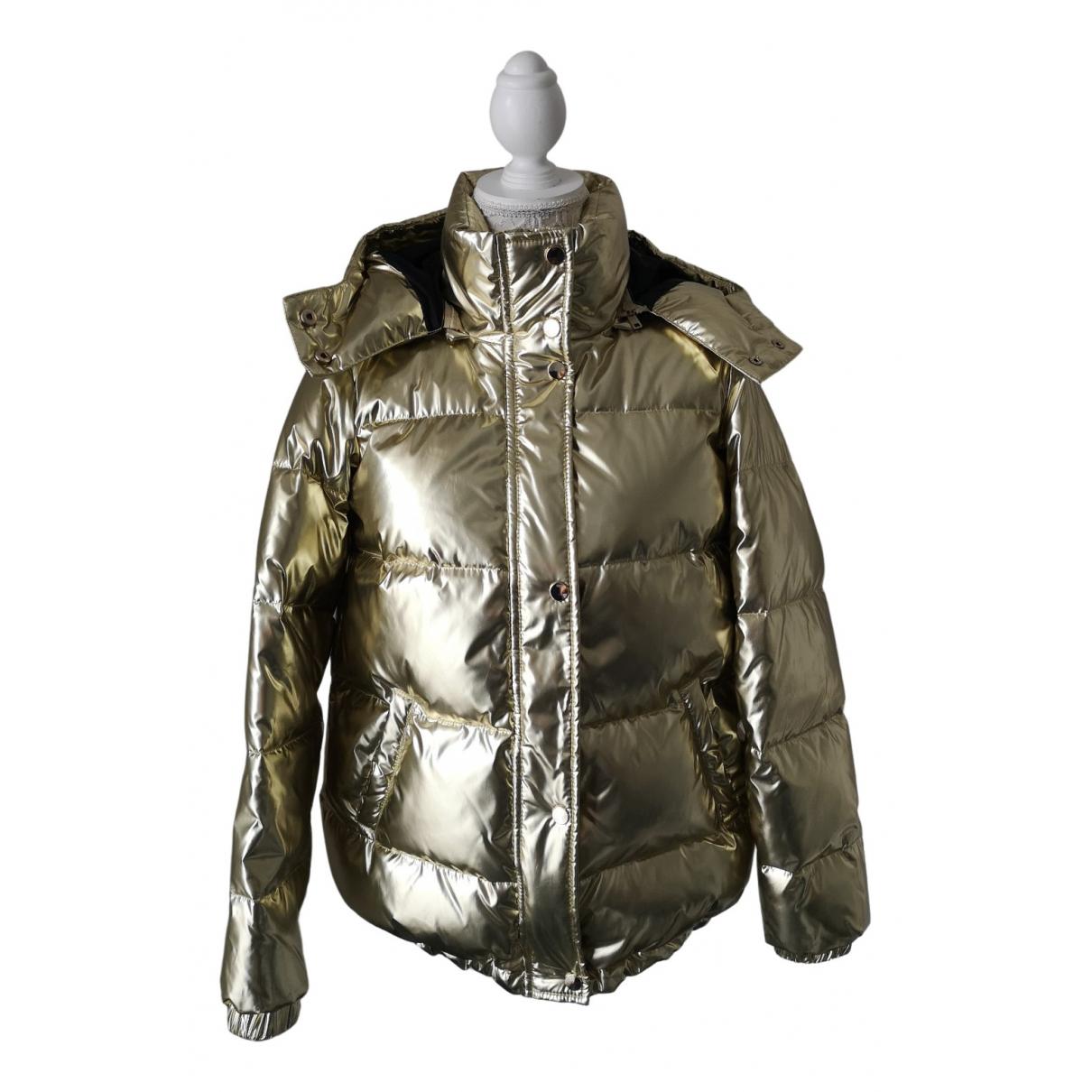 Liu.jo \N Gold coat for Women 40 IT