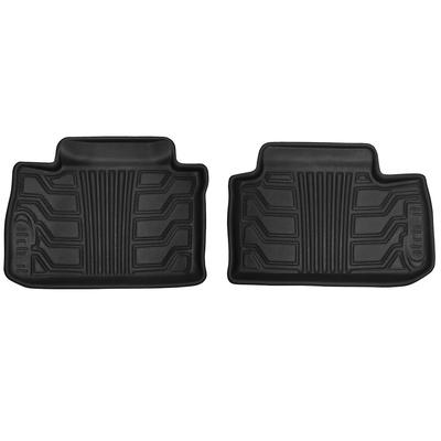 Nifty Catch-It Rear Floor Mat (Black) - 383007-B