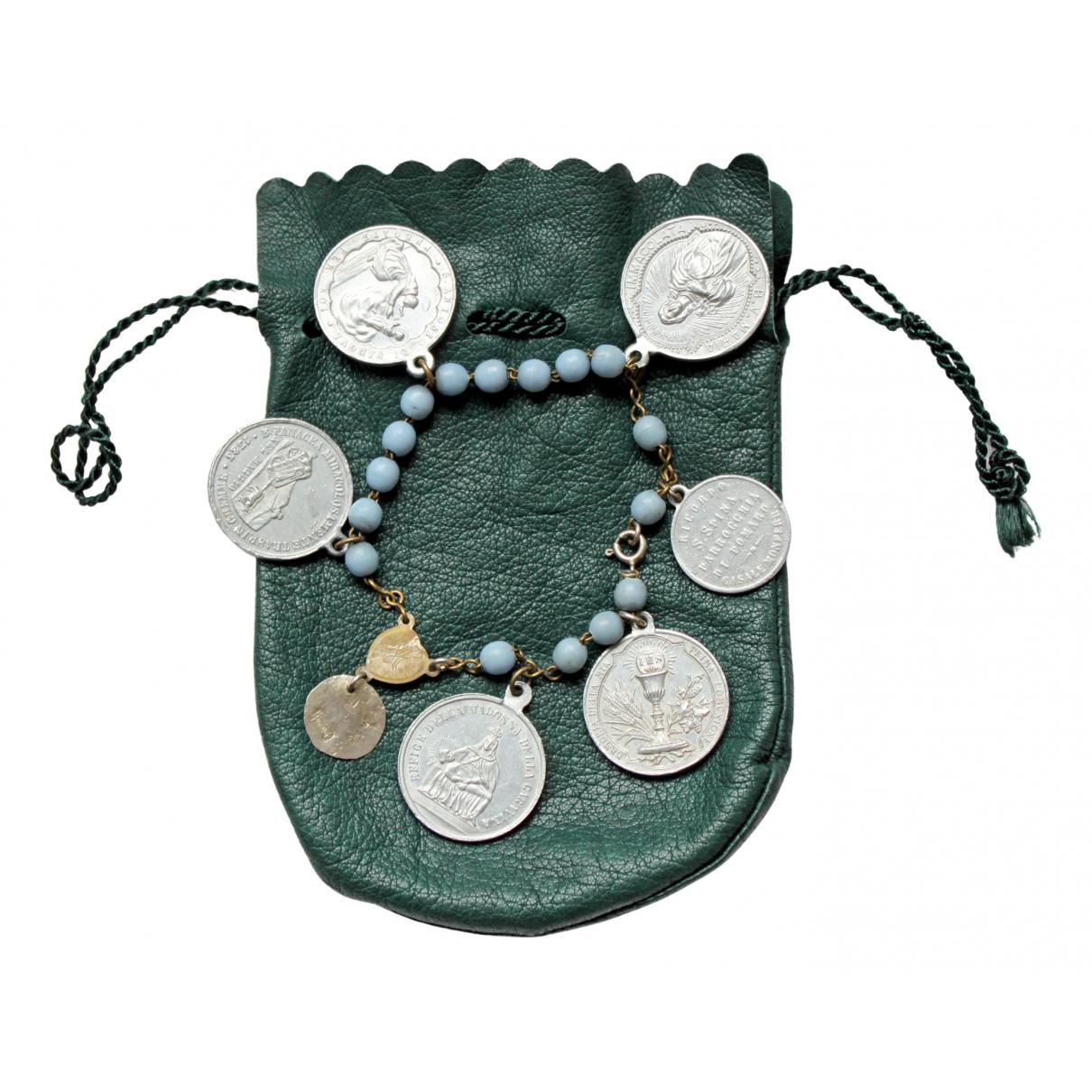 - Bracelet Motifs Religieux pour femme en metal - argente