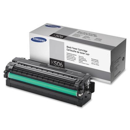 Samsung CLT-K506L Original Black Toner Cartridge High Yield