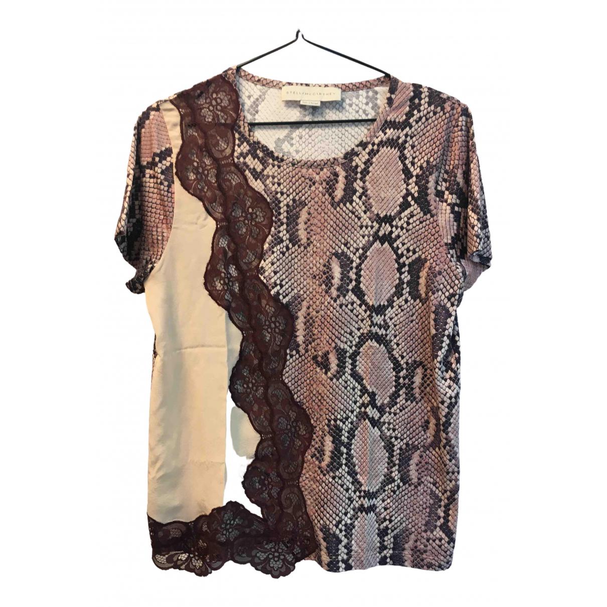 Stella Mccartney \N Multicolour Silk  top for Women 40 FR