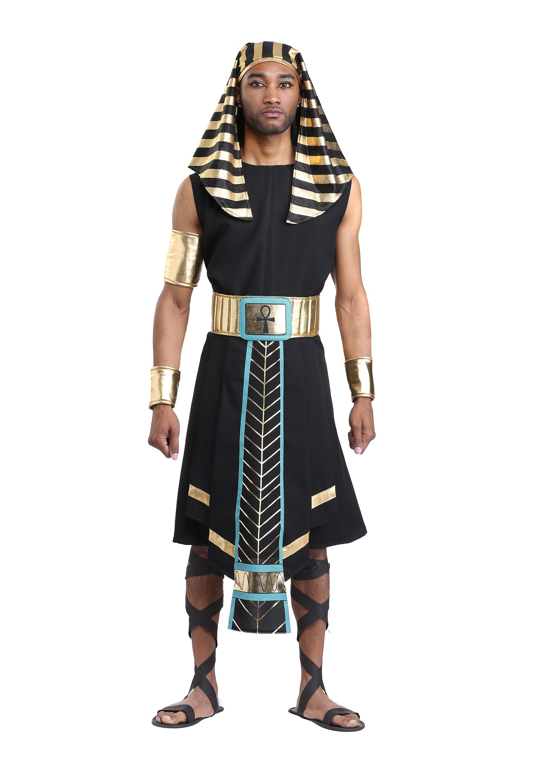 Dark Pharaoh Men's Costume