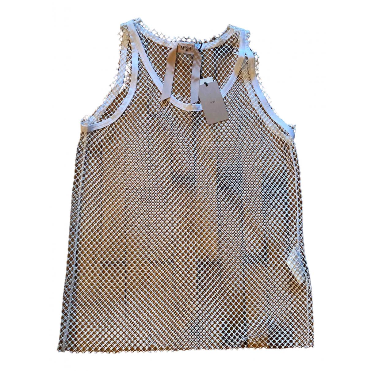 Camiseta sin mangas N°21