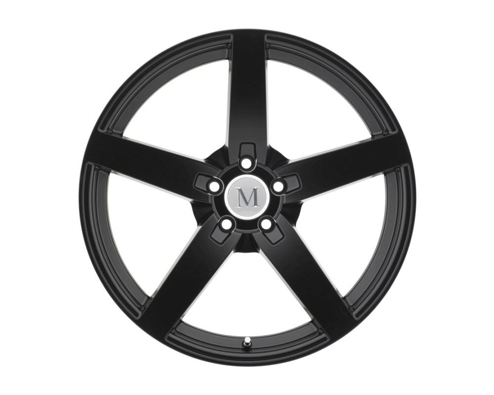 Mandrus Arrow Wheel 20x10 5x112 25mm Matte Black