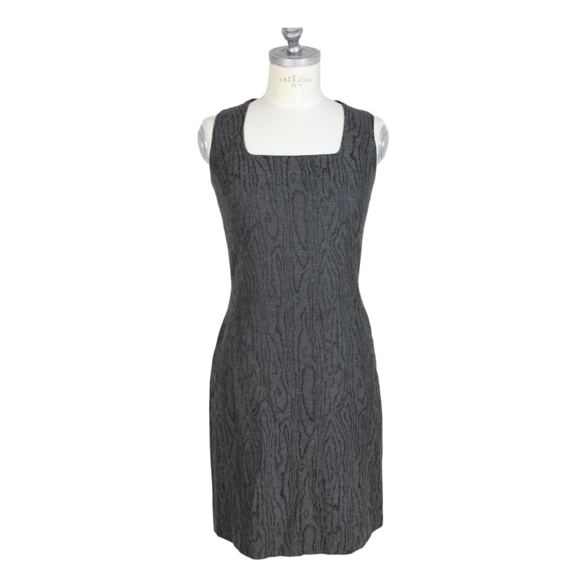 Versace Jeans \N Kleid in  Grau Viskose