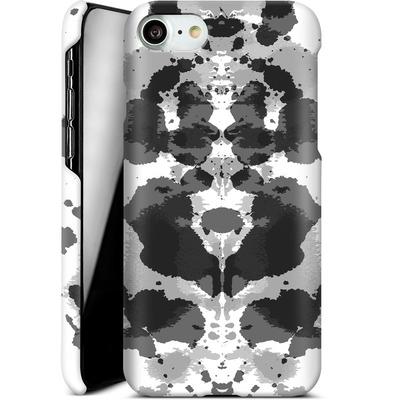 Apple iPhone 8 Smartphone Huelle - Mind Games Black von caseable Designs