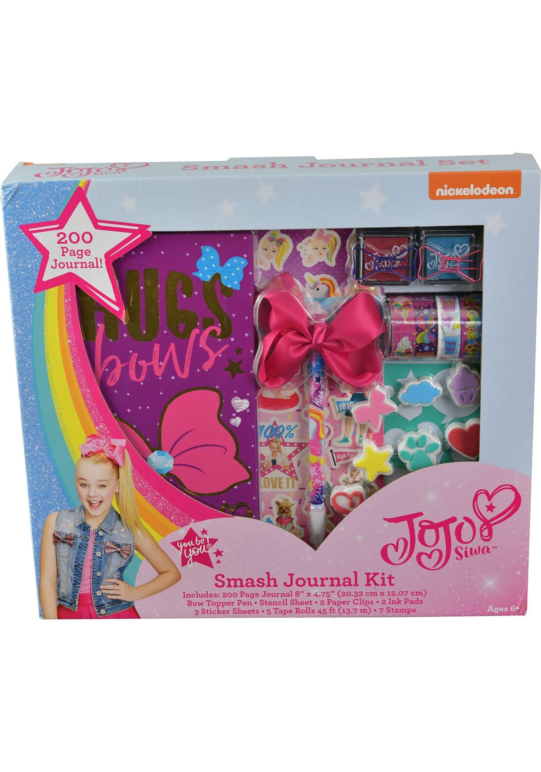 Kids JoJo Siwa Smash Journal Set in Box
