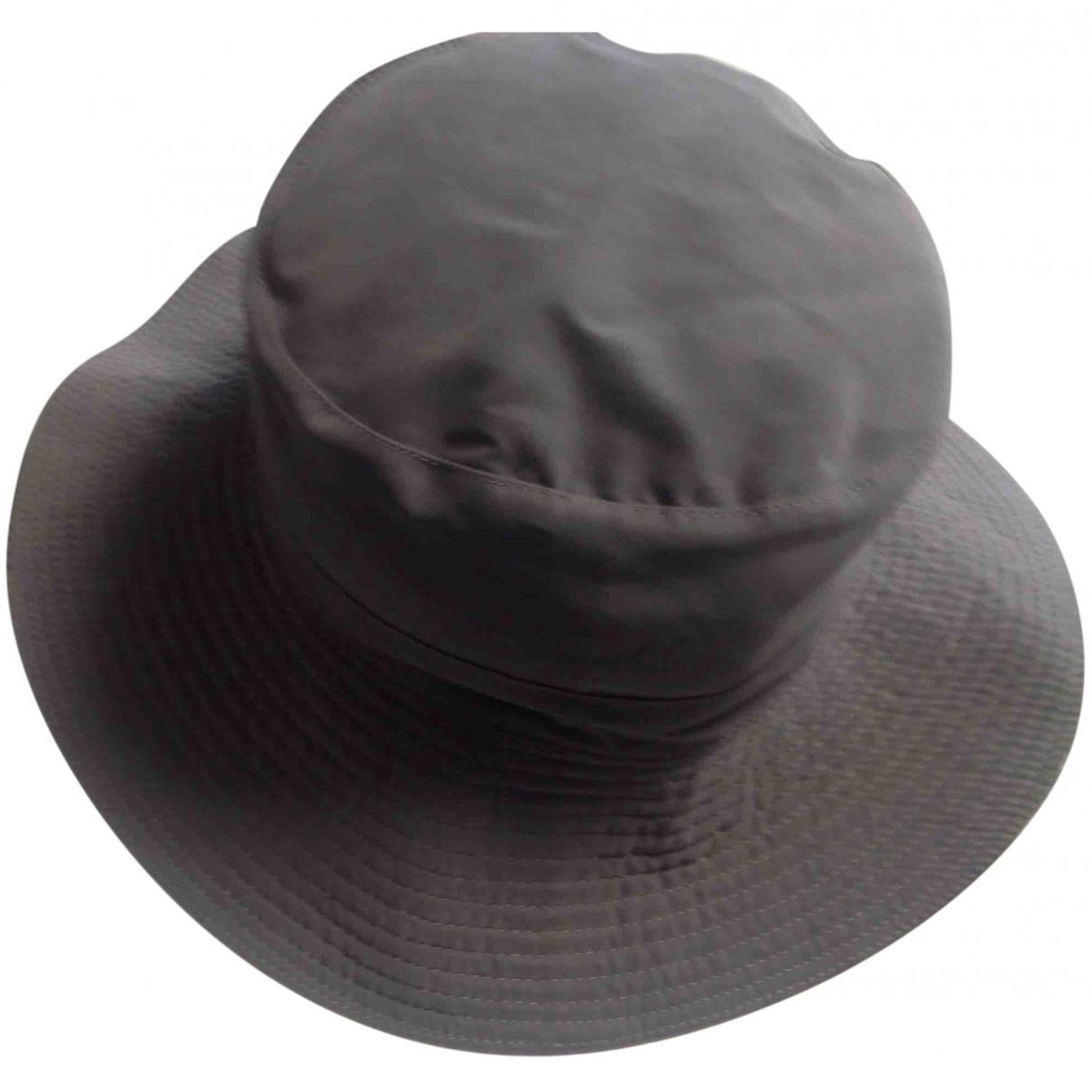 Hermès \N Grey Cloth hat for Women M International