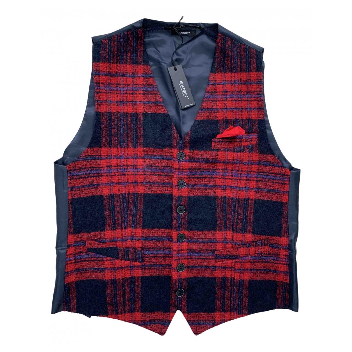 Exibit \N Pullover.Westen.Sweatshirts  Rot