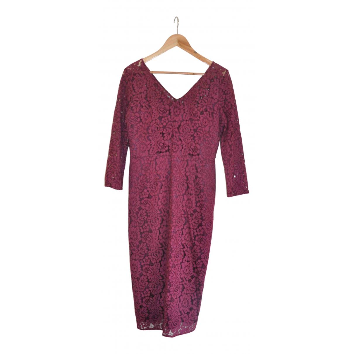 Goat \N Purple Lace dress for Women 10 UK