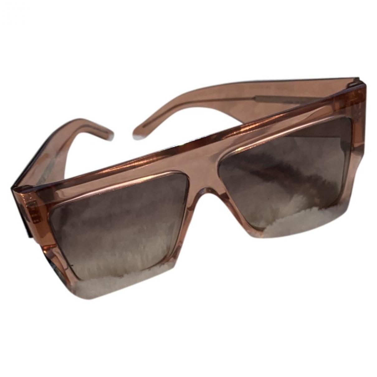 Celine \N Brown Sunglasses for Women \N
