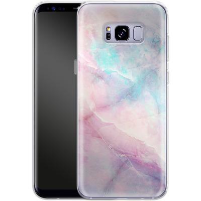Samsung Galaxy S8 Plus Silikon Handyhuelle - Iridiscent von Emanuela Carratoni