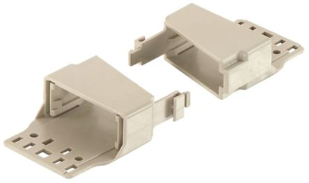 HARTING Han-Modular Series Female Module Clamp, For Use With Industrial Connectors, Han Module Clamp