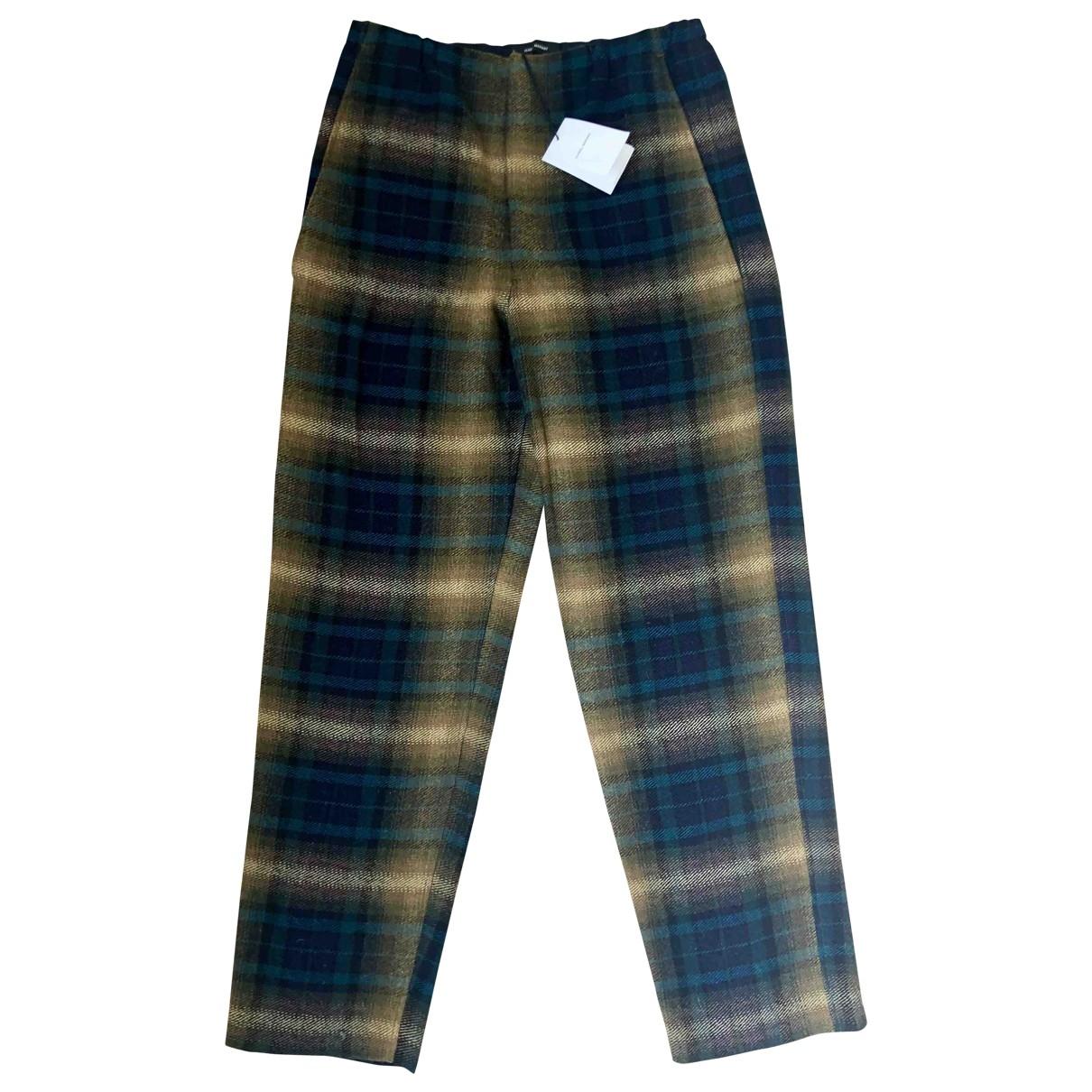Pantalon de Lana Isabel Marant