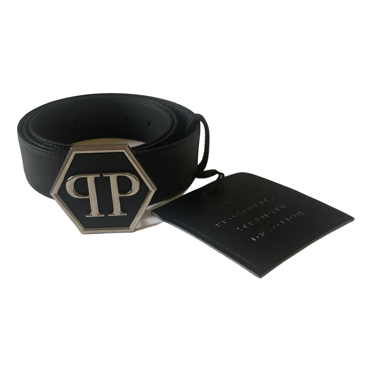 Cinturon de Cuero Philipp Plein