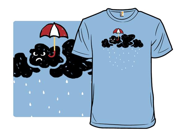 I Hate The Rain T Shirt