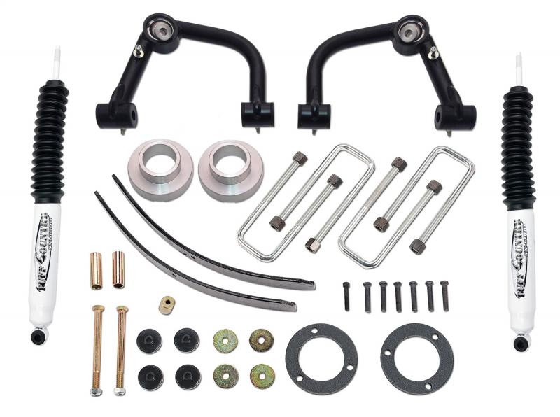 Tuff Country 53910KH Complete Kit (w/SX8000 Shocks)-3in. Toyota Tacoma 2005-2019