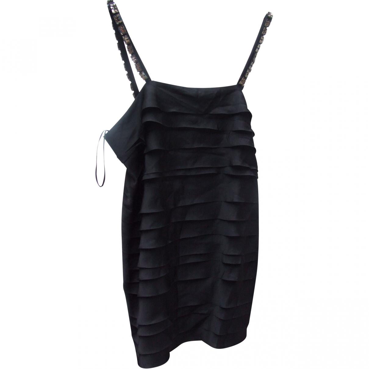 Lanvin \N Black dress for Women 42 IT
