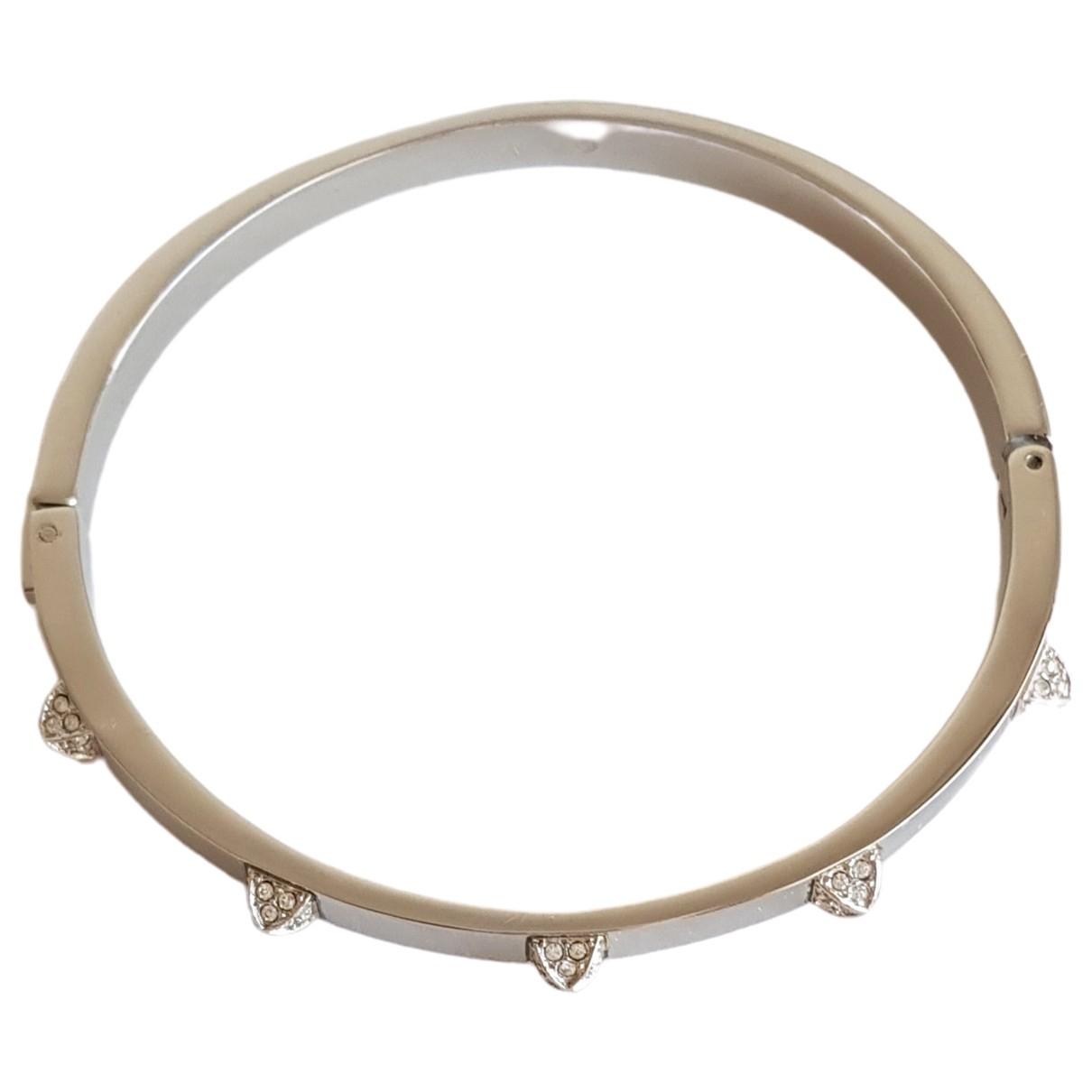 Swarovski \N Armband in Metall