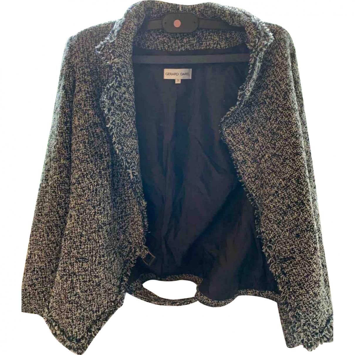 Gerard Darel \N Beige Wool jacket for Women 36 FR
