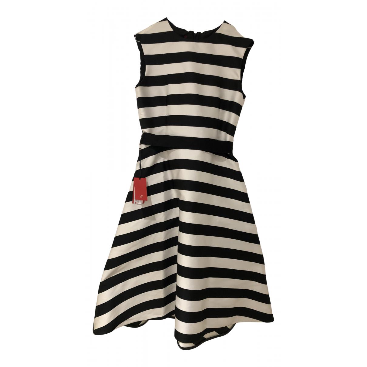 Carolina Herrera \N Kleid in  Bunt Polyester