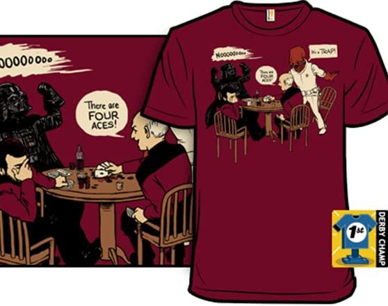 Poker Game T Shirt