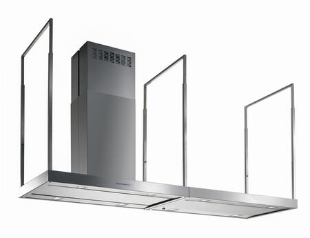 IS84EUROPE-STN 84 Europe Station Series Range Hood with 940 CFM  4-Speed Electronic Controls  Delayed Shut-Off  Filter Cleaning Reminder  in